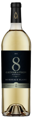 8eme generation blanc, vins medeville collection