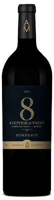 8eme generation rouge, vins medeville collection