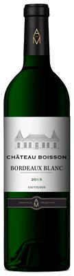 chateau boisson blanc, vins bordeaux