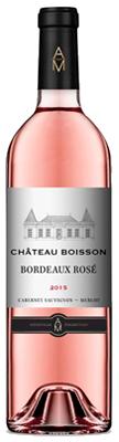 chateau boisson rosé, vins bordeaux