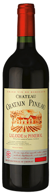 chateau chatain pineau