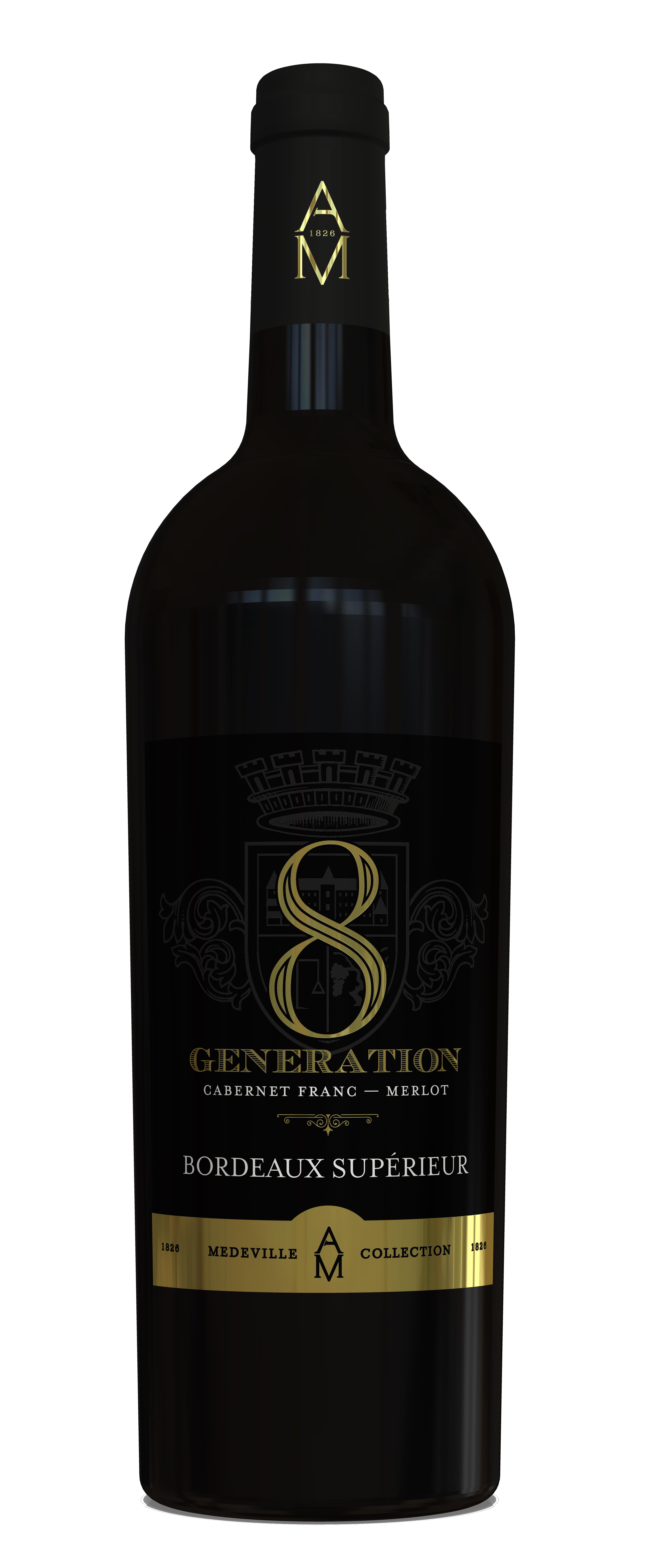 8 GENERATION